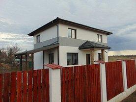 Casa de vânzare sau de închiriat 4 camere, în Sabareni