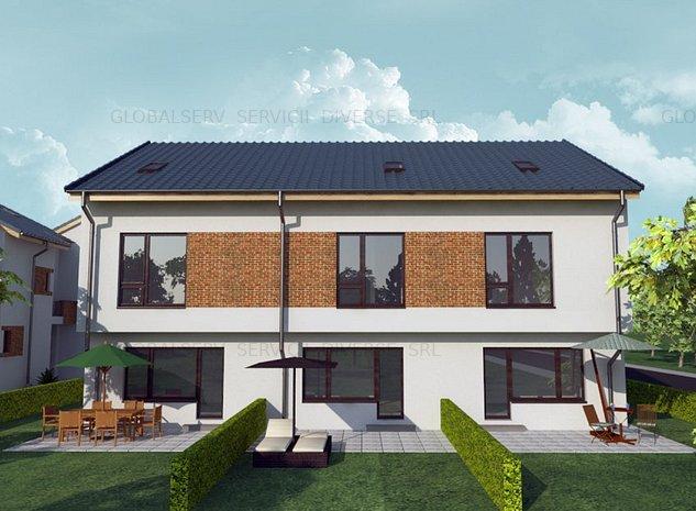 FARA COMISIOANE in Complex casa P+1+M 2020 finisaje utilitati LA CHEIE - imaginea 1