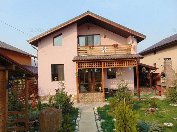 FARA COMISIOANE casa cu 5 camere mobilata utilata LA CHEIE terasa beci in Bacu - imaginea 1