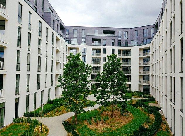 Apartament aparte cu vedere deosebita in ISHO Riverside U1 - imaginea 1