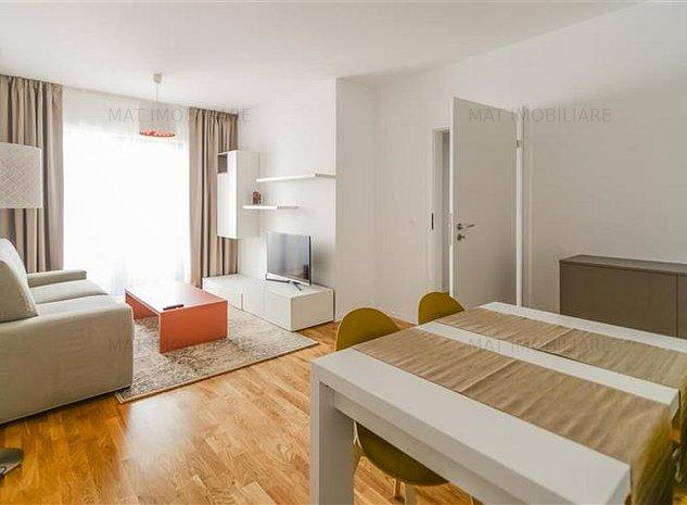Apartament Lux cu 2 camere Park Lake langa Iulius Mall / FSEGA - imaginea 1