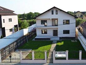 Casa de vânzare 4 camere, în Crevedia, zona Central