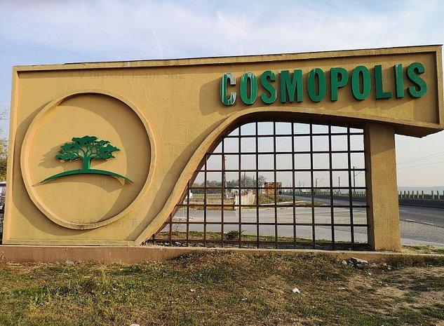 Cosmopolis, Complex Rezidential, Bloc Faza 1, - imaginea 1