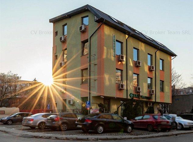 cladire birouri Berceni - imaginea 1