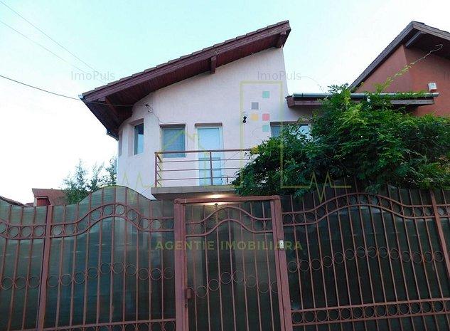 Casa pe calcan in zona Braytim - imaginea 1