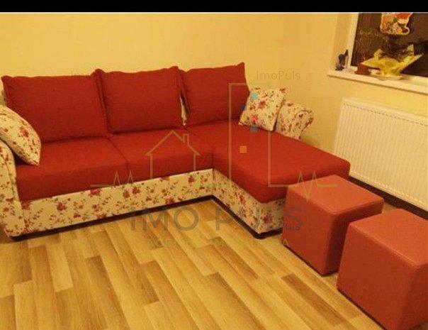 Complet utilata si mobilata. 4 dormitoare. Individuala. - imaginea 1