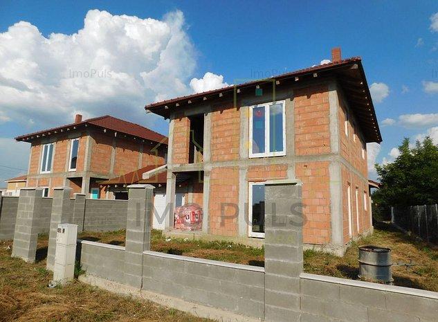 Proiect Unit prin Garaj, teren 479mp, FINISAJE SUPERIOARE-la alegere - imaginea 1