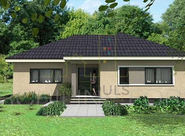 Casa Individuala, Predare DECEMBRIE 2020, Finisaje la alegere - imaginea 1