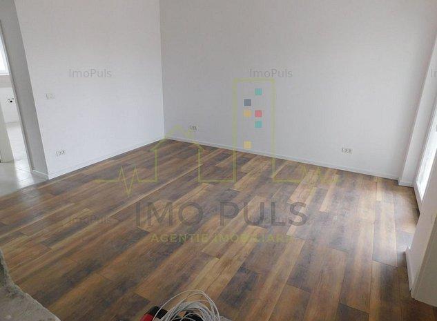 1/2 Duplex FINALIZAT, asfalt, toate utilitatile - imaginea 1
