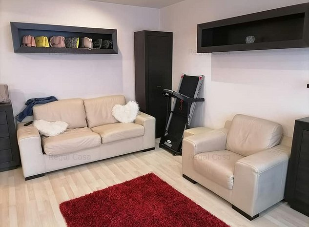 Vanzare apartament de 3 camere zona Garii - imaginea 1