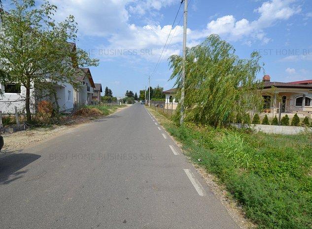Terenuri 5000mp,asfalt, utilitati, Magurele/ Varteju/ Bragadiru - imaginea 1
