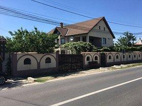 Casa de vânzare 7 camere, în Branistea
