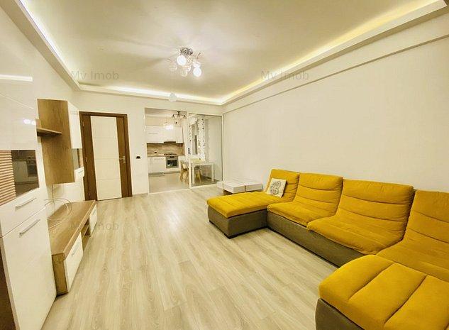 Apartament cu 3 camere,100 mp,lux Tractoru - imaginea 1
