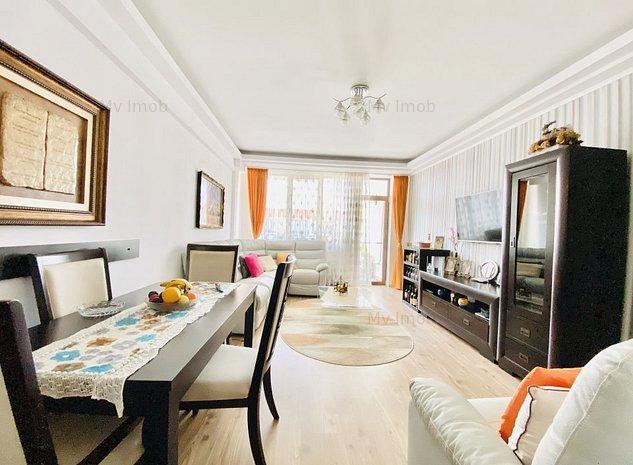 Apartament cu 2 camere in zona Tractoru,70mp+terasa - imaginea 1