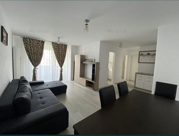 Apartament cu 2 camere in zona Coresi ,etajul 4/6 - imaginea 1