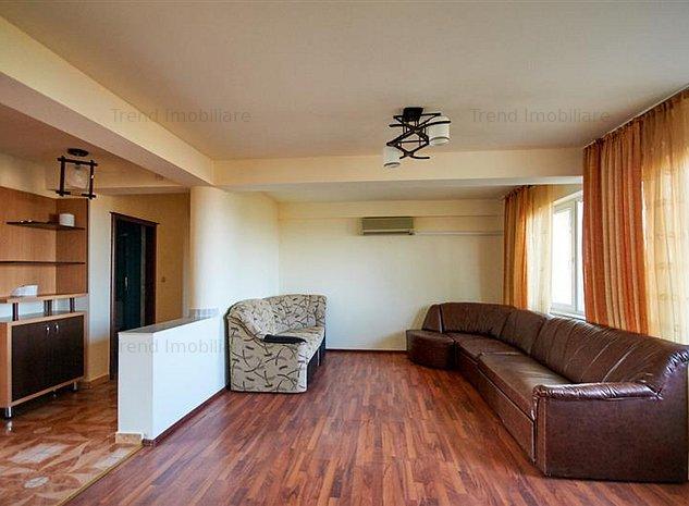Apartament 3 camere DECOMANDAT, 125 mp + gradina 285 mp. str. Fagului, Buna Ziua - imaginea 1