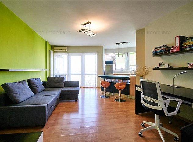 Apartament 2CAM 58MP Zorilor Gh.DIMA + Parcare - imaginea 1