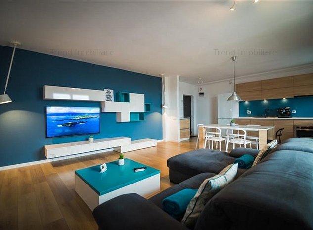 Apartament de lux 3 camere, Platinia Elite Residence - imaginea 1