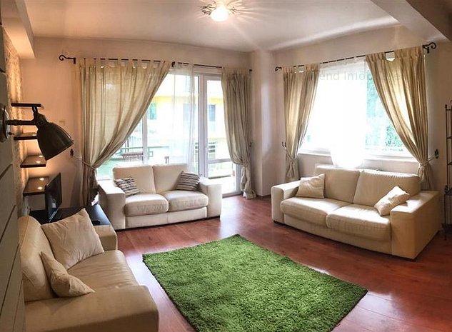 Apartament cu 2 camere spatios, cartier Buna Ziua - imaginea 1