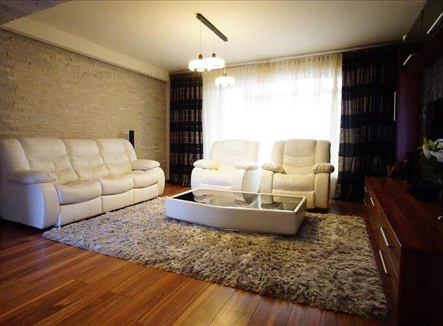 Apartament cu 3 camere - mobilat - parcare subterana - Buna Ziua - imaginea 1