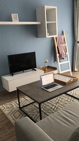 Apartament 3 camere, Cartier Marasti, Bloc Nou, Parcare Subterana, 60mp - imaginea 1