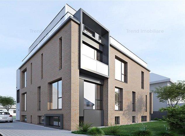 Casa de inchiriat - 760mp utili - Gheorgheni - 1200mp teren - imaginea 1