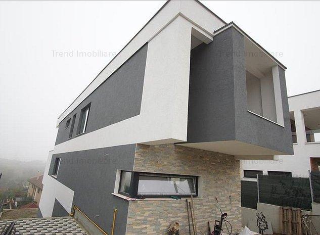 Casa individuala cu 220 mp utili - Borhanci - 500mp teren - imaginea 1