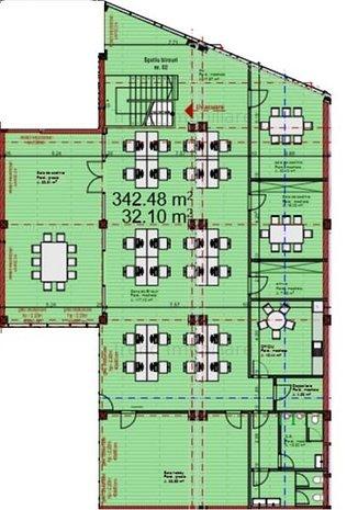 Spatiu comercial - birouri - zona centrala - Sala Sporturilor - imaginea 1