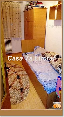 Apartament 3 camere in constanta zona I.C.Bratianu - imaginea 1