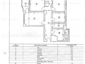 Apartament de vânzare 4 camere, în Constanţa, zona Dacia
