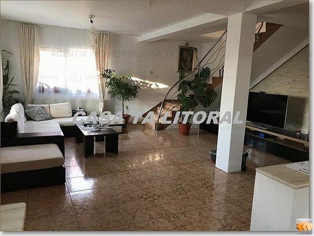 Vila P+1 6 camere zona Billa - imaginea 1