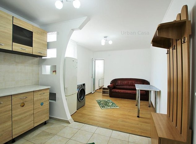 Apartament 2 camere parter 40 mp, zona Galata - imaginea 1