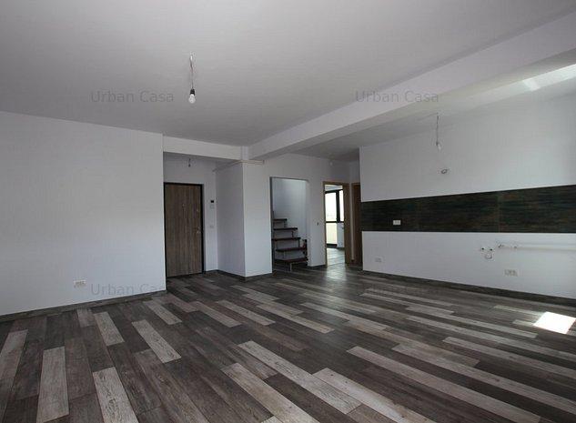Apartament 4 camere 99 mp bloc nou, zona Cug-Pepinierei - imaginea 1