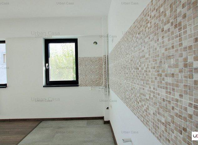 Apartament 1 camera bloc nou, zona Bucium Visan - imaginea 1