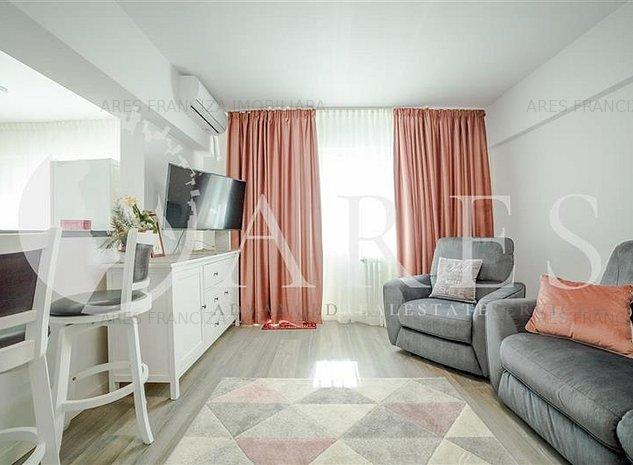 Apartament 4 Camere 105 MP Mobilat Lux Universitate Rosetti - imaginea 1