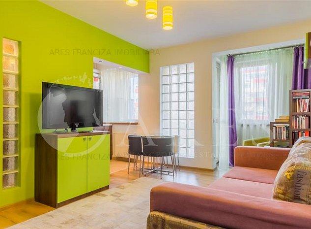 Apartament 3 Camere Mobilat 78 MP Berceni Eroii Revolutiei COMISION 0 % - imaginea 1