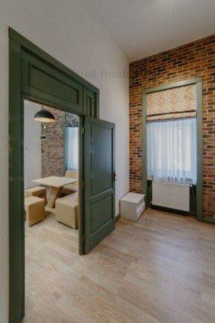 2 dormitoare, Ultracentral,superfinisat,prima inchiriere,65 mp - imaginea 1