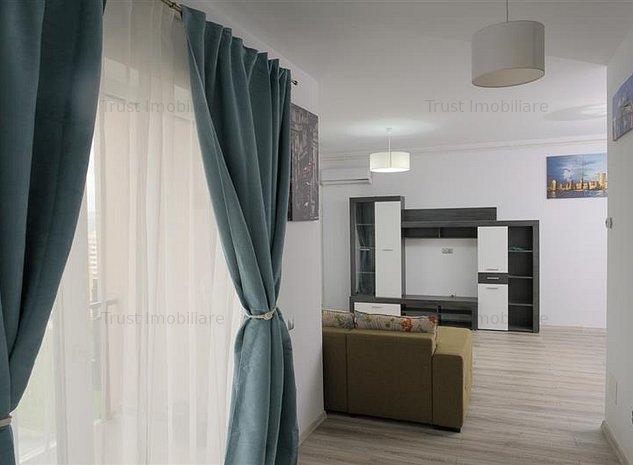 Apartament 2 camere, absolut totul nou, Grand Park Residence, garaj - imaginea 1