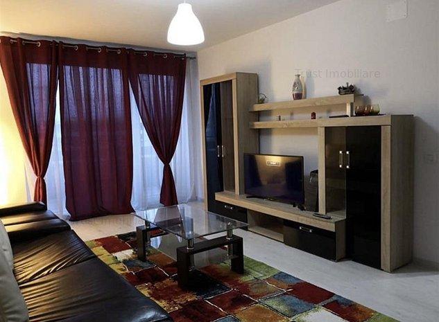 Apartament 2 camere URBAN, decomandat,60mp,loc de parcare,Zona Coresi - imaginea 1