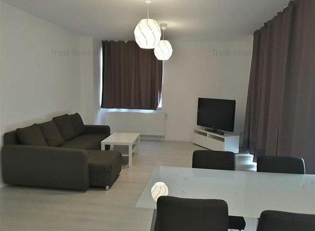Apartament 2 Camere, EUROPE RESIDENCE,Central! - imaginea 1
