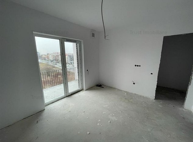 Apartament 65mp, semifinisat, Buna Ziua - imaginea 1