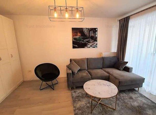 Apartament 2 camere, decomandat Coresi Avantgarden - imaginea 1