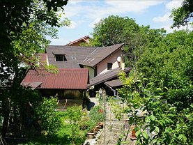 Casa de vânzare 6 camere, în Bistrita, zona Central
