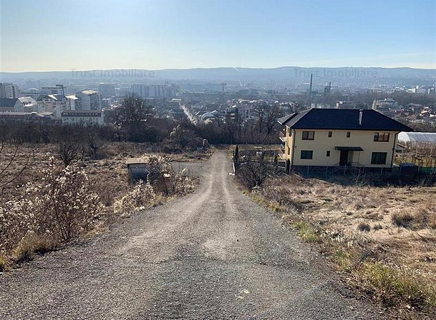 Teren, Intravilan, str.Viile Nadasel, 570 mp - imaginea 1