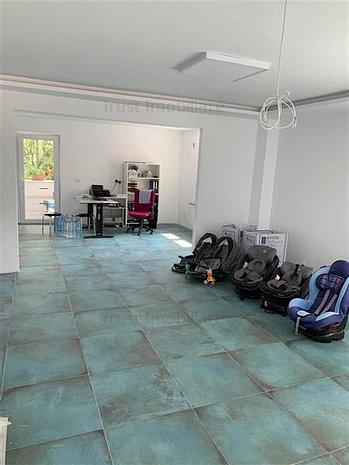Spatiu birou/locui ,Str.Campului,130 mp.4 camere ,totul nou,P+1 - imaginea 1