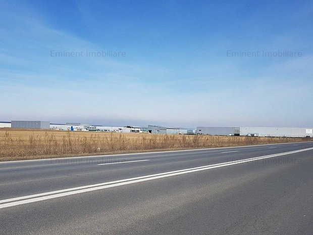 Vand teren Ghimbav - imaginea 1