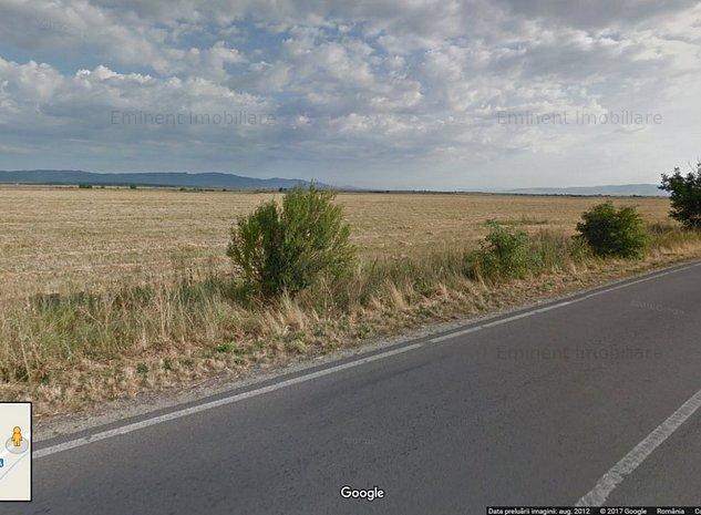 Vand teren agricol Codlea - imaginea 1