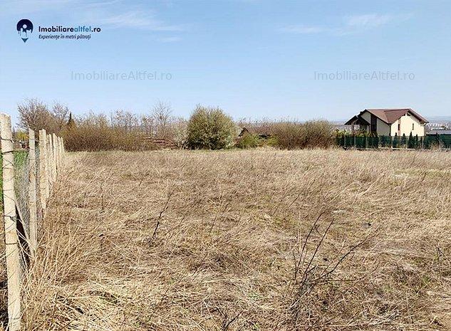 Parcele teren  470 mp, intravilan, Galata - Platoul Insorit - imaginea 1