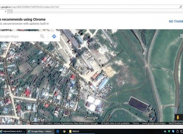 teren industrial si comercial - imaginea 1
