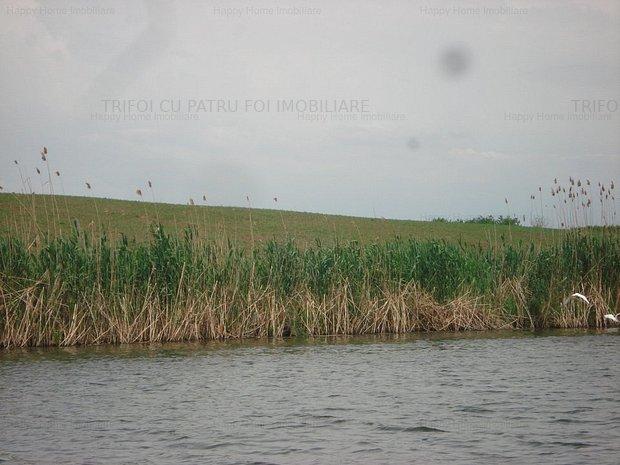 Snagov - teren pe lac - imaginea 1